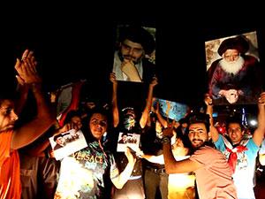 Irak seçimlerinde Şii lider Sadr önde