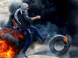 Gazze'de elçilik protestosunda katliam: 37 kişi hayatını kaybetti