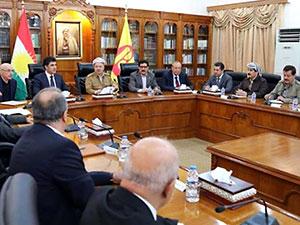 KDP: Parti çıkarları ulusal çıkarların önüne geçmemeli