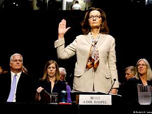 Gina Haspel CIA direktörü oldu