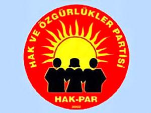 HAK-PAR: Bağımsız adaylarla katılacağız