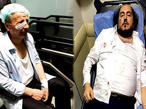 'MHP'li bir grup Saadet Partililere saldırdı'