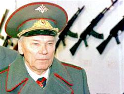 Mihail Kalaşnikof 90 yaşında