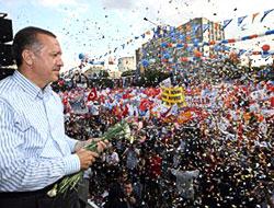 Başbakan Erdoğan 50 ile gidecek