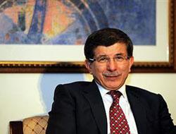 Davutoğlu Baradey'e İran'ı anlattı