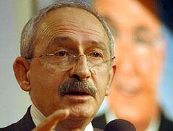 Kılıçdaroğlu, Öymen'i istifaya çağırdı