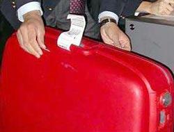ABD sınırını bavulda geçmeye çalıştı!
