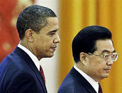 Obama, Çin'den eli boş ayrıldı