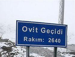 Rize-Erzurum karayolu ulaşıma kapandı