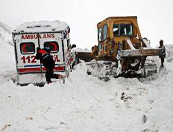 Ovit Dağı'nda mahsur kalan 18 kişi kurtarıldı