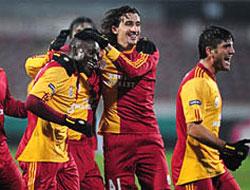 Galatasaray Zirve Aşkına!