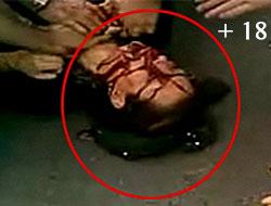 İran'ı ayağa kaldıran görüntüler video
