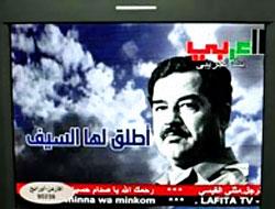Saddam TV yayına geçti!