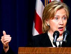 Clinton Afganistan için Davutoğlu'nu aradı