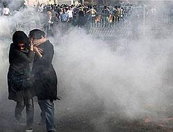 İran'da protestocular yine sokakta