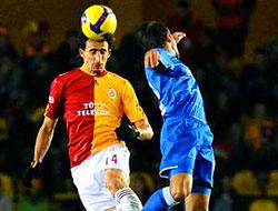 Galatasaray liderliği sevmiyor: 1-1