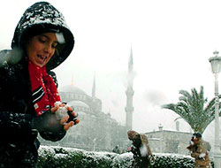 İstanbul'a kar alarmı!