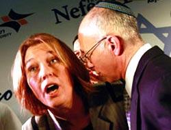 İngiltere Livni'yi tutuklayacaktı