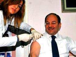 Güneydoğu'ya bozuk aşı gönderilmedi