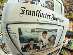 Alman basınından özetler (25.05.09)