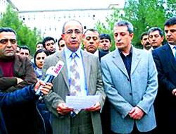 Baro: 'Gözaltındakiler serbest bırakılmalı'