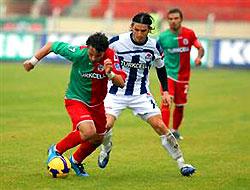 Diyarbakırspor'da beş oyuncu serbest