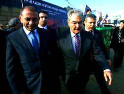 Baykal'a dergahta 'Dersim' protestosu