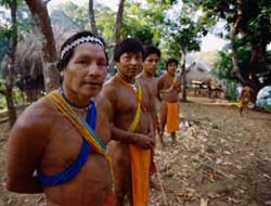 Kızılderililer topraklarını geri aldı