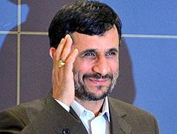 Ahmedinejad: Obama karışmasın