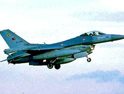 BDP açılışına F-16 damgası