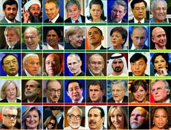 İşte son 10 yılın en etkili 50 kişisi