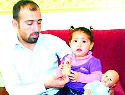 'Helin Kürdistan'ın babası gözaltında