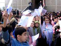 15 Milyon öğrencinin karne aldı