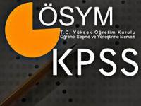 KPSS'de ilk resmi rapor: Kopya