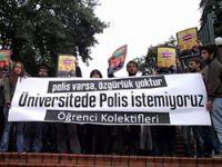 Üniversitelerde Sivil Polise Kontenjan
