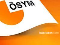ÖSYM'den 'internet şifresi' uyarısı