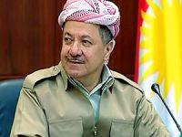 Barzani: Yüce Allah'tan halkımızın umut ettiği sona ulaşmasını diliyorum