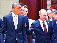 Obama ve Putin telefonda 'Suriye'yi görüştü