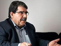 Salih Müslim: Kürdler tarih sahnesine yeniden çıktı