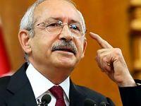 Kılıçdaroğlu: Gezi'de gördük, kan akmadı mı?