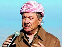 Mesud Barzani'den Peşmergeye kutlama