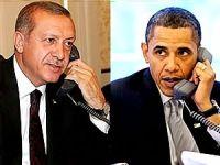 Erdoğan, ABD Başkanı Obama ile görüştü