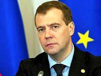 Rusya Başbakanı Medvedev İstanbul'a geldi