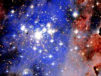 Uzayın en parlak yıldız kümesi görüntülendi