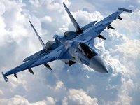 Rusya: Su-35 jetleri Suriye'de 7/24 hazırda bekletilecek