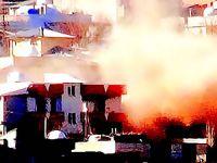 Sarıyıldız: 30'a yakın kişi yanmış halde bulundu