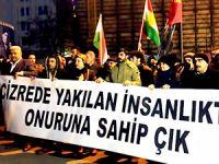 HDP'nin Cizre eylemine polis müdahalesi