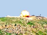 IŞİD, Türk tankları ve Fırtına obüslerini hedef aldı