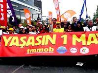 Bakırköy'deki 1 Mayıs mitingi başladı