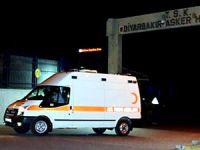 Dicle'de Jandarma Komutanlığı'na bombalı saldırı